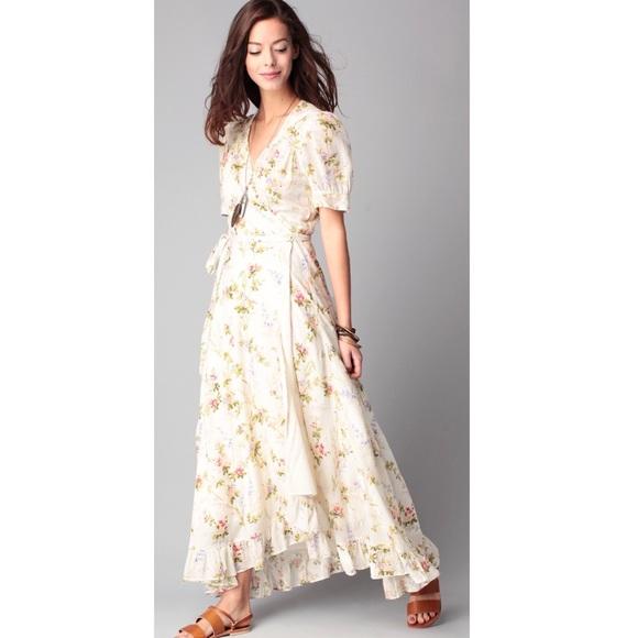 1d30141842 Denim   Supply Ralph Lauren Floral Maxi Dress